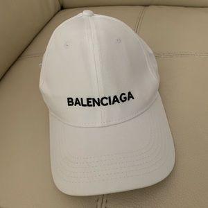 Balenciaga Logo Hat